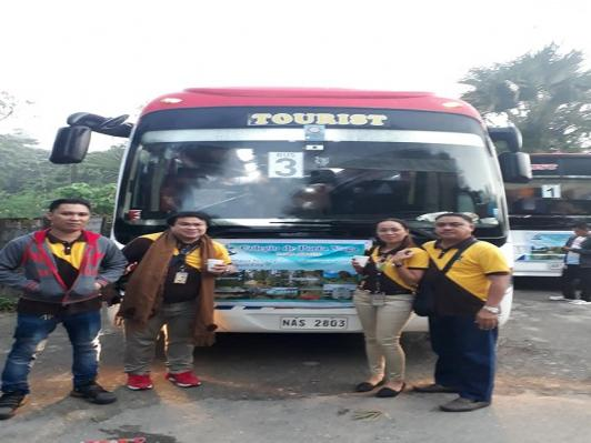 CDPV GOES TO BAGUIO